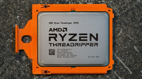 AMD Ryzen Threadripper 3970x İncelemesi